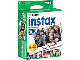 Fuji Instax Wide Glossy film 2x10 ks