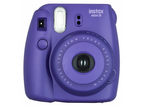 Aparat foto analog Fujifilm Instax Mini 8 instant, grape