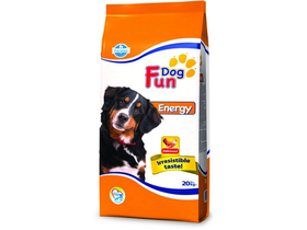 Fun Dog energy eledel kutyáknak, 20kg (PFD200054S)