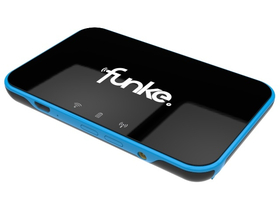 Funke TV4me DV Set-Top-Box - prijenosni HD DVB-T prijemnik WiFi