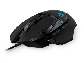 Logitech G502 Hero gamer miš