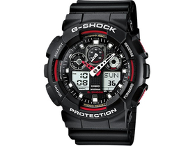 Casio G-Shock Basic мъжки часовник GA-100-1A4ER