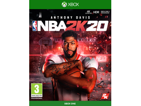 NBA 2K20 Xbox One Spielsoftware