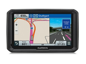 GPS camioane Garmin dezl 570 LMT (Lifetime Maps & Traffic) + Hartă full Europa