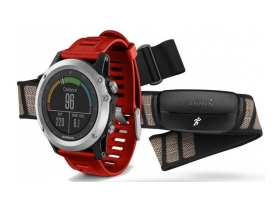 Smart watch Garmin Fénix 3 sport, HRM, Silver