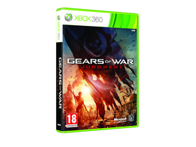 Gears of War Judgment Xbox 360 igra