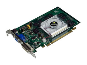 Card VGA GeForce 7300GT 512MB DDR2 TD PCI-E TV-Out