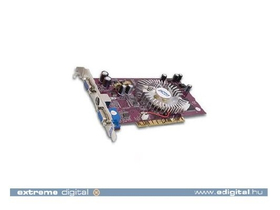Card VGA GeForce FX5200 128MB TV-Out AGP