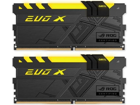 GeIL EVO X RGB Sync Led DDR4 16GB 3000MHz CL15 KIT2 memória