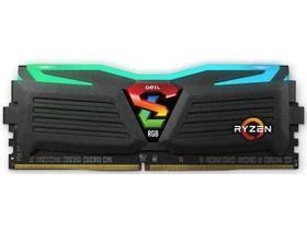 Memorie GeIL Super Luce Black RGB Sync DDR4 8GB 2400MHz CL16 KIT2