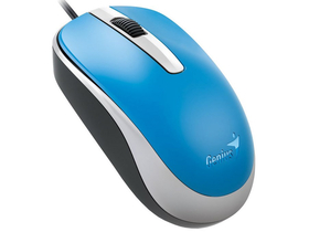 Mouse Genius DX-120 USB, albastru