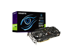 Gigabyte GV-N760OC-4GD5 4GB video kartica