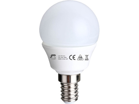 Bec Global G454WE14 Led (E14, 323 Lm, 3.000K, 4W, alb cald)
