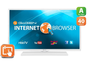 Gogen TVF40550WEBW SMART LED TV