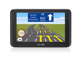 GPS Mio Mivue Drive55 LM  + camera Ext. HD