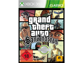 Joc software Grand Theft Auto San Andreas Xbox 360