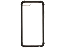 Griffin Survivor [GB38865] Clear for iPhone 6pouzdro, cerny / pruhledny