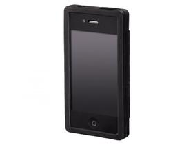 ... čierne  Hama silikónové púzdro iPhone 4 628be40baba