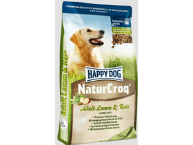 Happy Dog Naturcroq - janjetina i riža, 1 kg