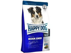 Happy Dog Supreme Junior Medium Junior 25 suha hrana za štence srednjih pasmina, 1 kg