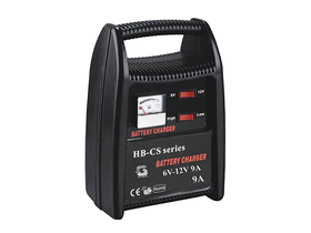 Incarcator acumulator Global HB1208CS, 6-12V/9A