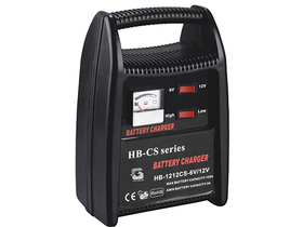 Incarcator acumulator Global 6-12V/9A (HB1212CS)