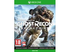 Tom Clancy`s Ghost Recon® Breakpoint Xbox One igra