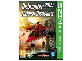 Helicopter 2015: Natural Disasters PC játékszoftver