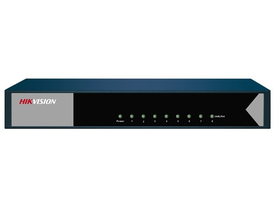 Hikvision (DS-3E0508-E) switch 8 port, 1000Mbps