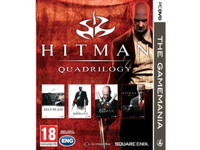 Игра Hitman Quadrilogy за PC