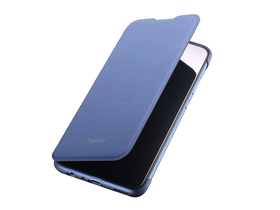 Honor 10 Lite Flip Cover tok, kék