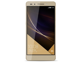 Honor 7 Premium (Dual SIM), Gold (Android)