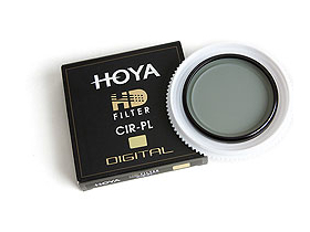 Hoya HD Cirkulár Polár 58mm filter
