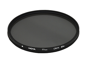 Hoya Pol Slim CPL filter, 72mm