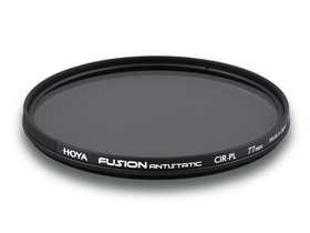 Hoya Fusion CPL filter, 52mm
