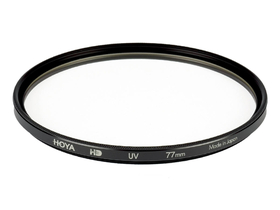 Hoya HD UV filter, 77mm