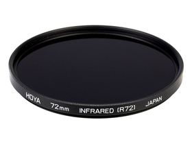 Filtru Hoya Infrared R72 67mm
