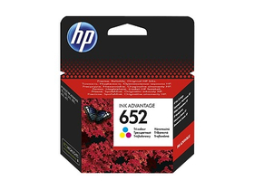 HP Ink Advantage 652 tribarvna kartuša (F6V24AE)