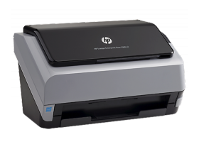 HP ScanJet Enterprise Flow 5000 s2 lapadagolós szkenner