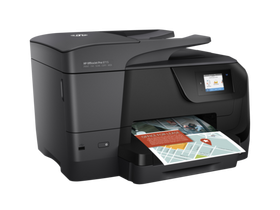 Imprimanta multifunctionala HP Officejet Pro 8715 wifi