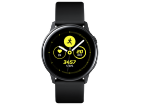 Samsungpametna ura Galaxy Watch Active, črna