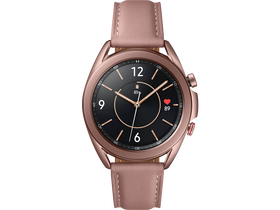 Samsung Galaxy Watch Active 3 eSIM okosóra, 41 mm, bronz