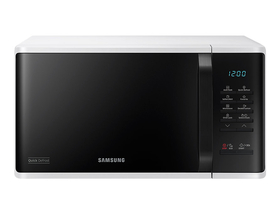 Samsung MS23K3513AW/EO Mikrowelle mit Quick Defrost Funktion