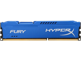 Kingston 4GB 1600MHz CL10 DIMM DDR3 memorija HyperX Fury Series