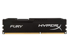 Памет Kingston (HX318C10FB/8) HyperX Fury Black 8GB 1866MHz DDR3