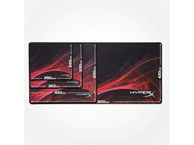 HyperX Fury S Pro Gaming Speed Edition gmer egérpad (Large)