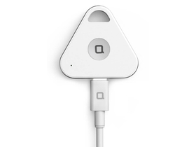 Breloc chei Nonda iHere 3.0 Smart Key Finder, alb