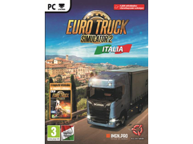 Joc software Euro Truck Simulator 2 Italia PC