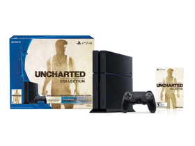 Consola PlayStation® PS4 500GB  + Uncharted Nathan Drake Collection