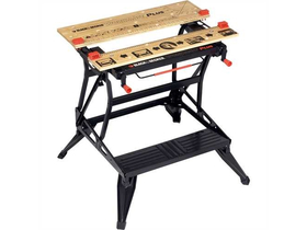 Banc de lucru Black & Decker WM825 Workmate®